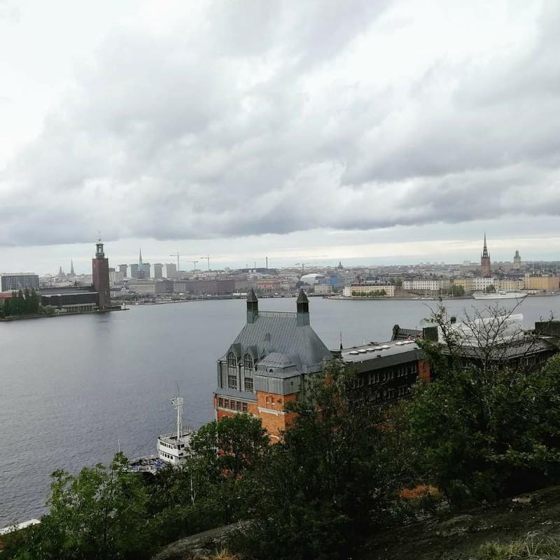 Pieni haaveilumatka Tukholmaan